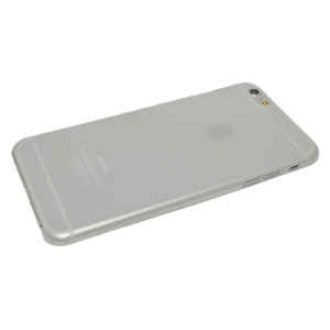 Transparant mat hardcase iPhone 6 Plus