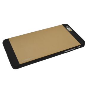 Goud Motomo aluminium hardcase iPhone 6 Plus
