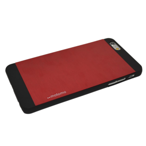 Rood Motomo aluminium hardcase iPhone 6 Plus