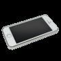 Donkergrijs aluminium hardcase iPhone 5/5s