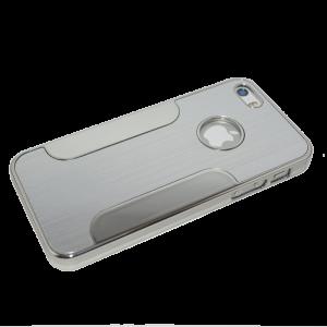 Zilver aluminium hardcase iPhone 5/5s