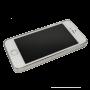 Zwart glitter hardcase iPhone 5/5s