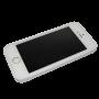 Wit polkadot TPU hoesje iPhone 5/5s