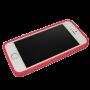Roze polkadot TPU hoesje iPhone 5/5s
