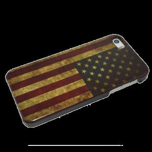 Amerikaanse vlag hardcase iPhone 5/5s