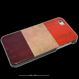 Nederlandse vlag hardcase iPhone 5/5s