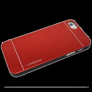 Rood aluminium hardcase iPhone 5/5s