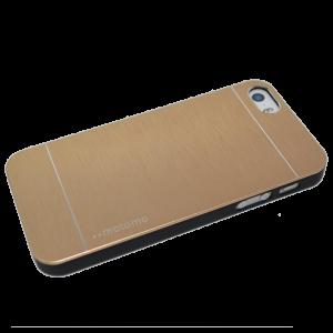 Goud aluminium hardcase iPhone 5/5s