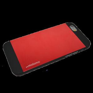 Rood Motomo aluminium hardcase iPhone 6